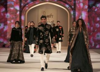 5-summer-resort-2016-menswear-rohit-bal-designer-wedding-sherwani-lfw-black
