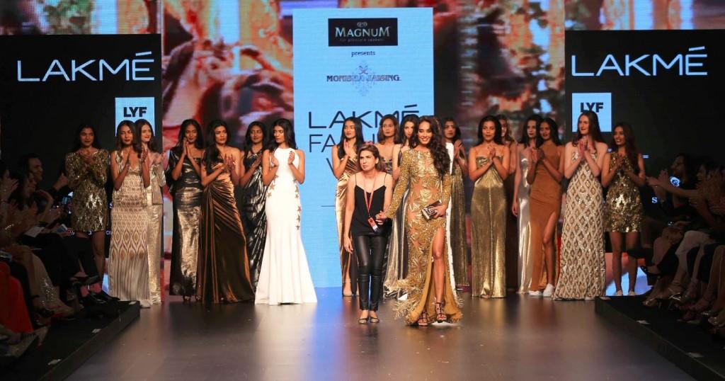 Monisha-Jaising- lakme-fashion-week-summer-resort-ss-2016-dresses-outfits-models-finale