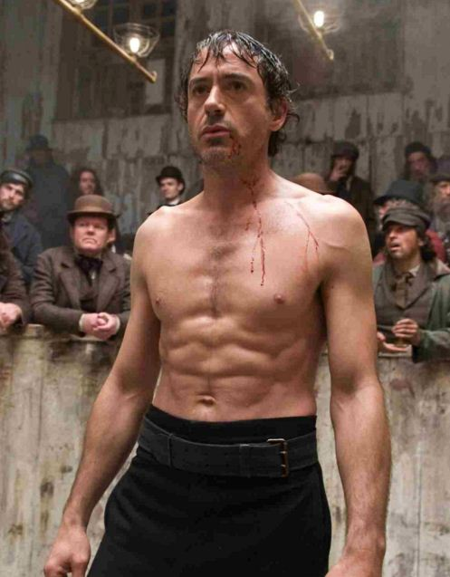 Robert-Downey-Jr-best-hollyood-actor-six-pack-6pack-topless-hot-male-movie-sherlock-holmes-sexy