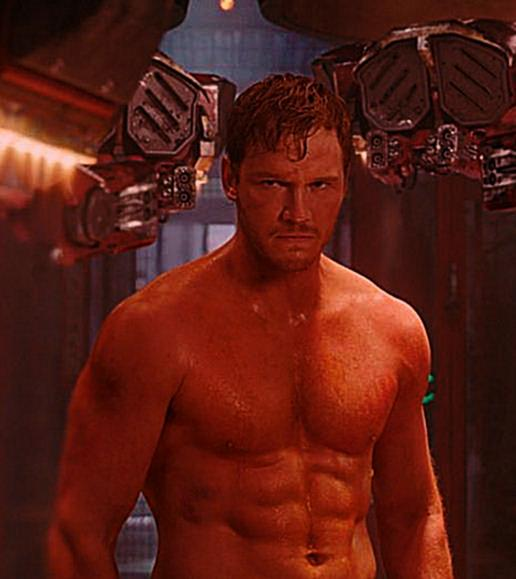 chris-pratt-best-hollyood-actor-six-pack-6pack-topless-hot-male-rain