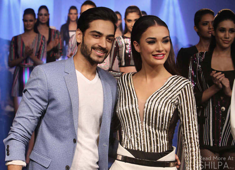 fashion-Designer-Karn-Malhotra-Showstopper-Amy-Jackson-lakme-fashion-week-summer-16-finale-dress