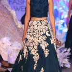 indian-engagement-party-dresses-lehenga-manish-malhotra-navy-blue-outfit-what-to-wear-2016-designer