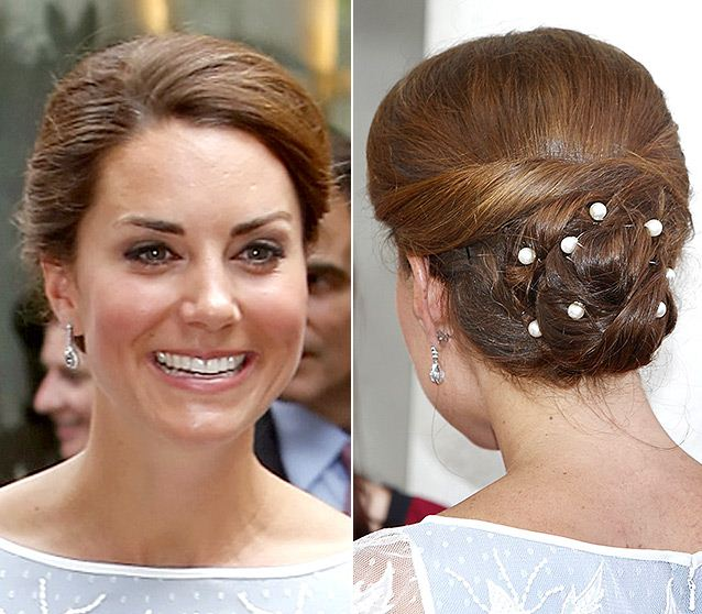 2017 fashion haircut - Our Favorite Kate Middleton Hairstyle And Updo Moments Ever