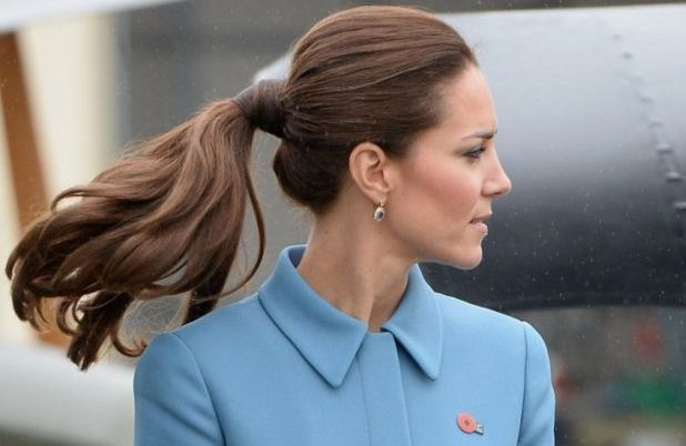 Our Favorite Kate Middleton Hairstyle And Updo Moments Ever
