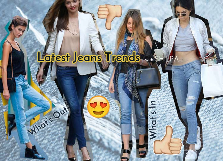5 Jeans Trends For Summer 2016 Latest Fashion In Jeans