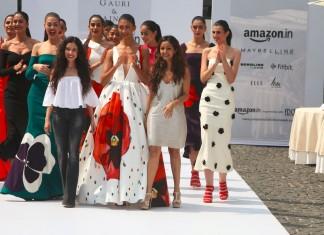 q-gauri-nainika-aw16-dress-aifw-amazon-india-fashion-week-2016-autumn-winter-summer-finale