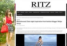 shilpa-ahuja-indian-fashion-blogger-date-night-summer-style-interview-ritz-magazine