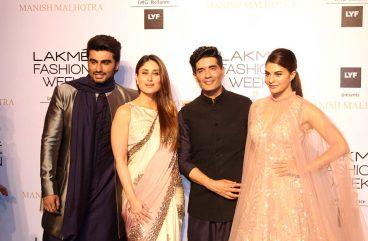 w-manish-malhotra-spring-summer-2016-couture-fashion-show-lehenga-Arjun-Kapoor-Kareena-Kapoor-Jacqueline-Fernandez