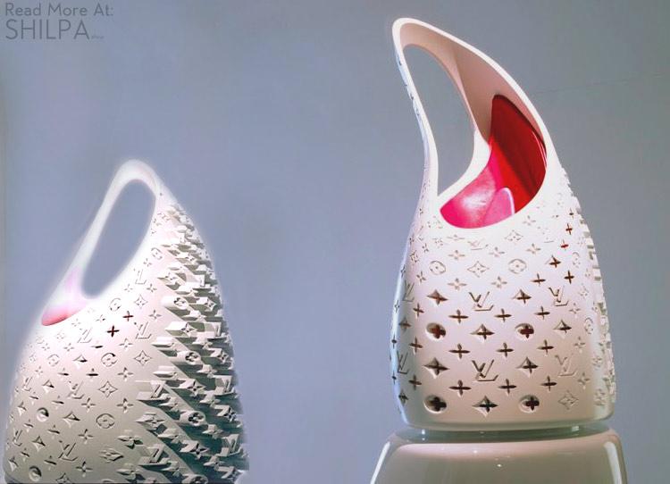 zaha-hadid-louis-vuitton-bucket-bag-white-pink-red-3d-fashion-designer-architect