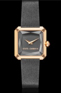 Latest-luxury-designer-ladies-watches-dolce-gabbana-grey-quartz-glass-geometrical-rose-gold