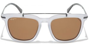 Latest-luxury-mens-sunglasses-2016-salvatore-ferragamo-wayfarer-doublebridge-white