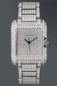 Latest-luxury-womens-watches-cartier-white-gold-diamonds-party