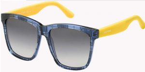 Luxury-mens-sunglasses-latest-2016-tommy-hilfiger-yellow-printed