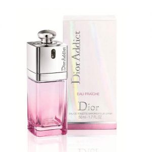 Perfume-strong-light-long-lasting-eau-fraiche-dior-addict-pink-bottle-be...