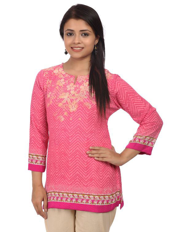 biba-kurtis-collection-review-fashion-indian-ethnic-wear-crepe-pink-latest-designs