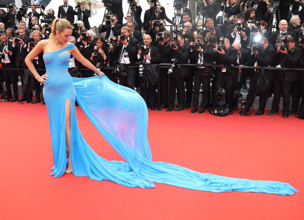 blake-lively-cannes-film-festival-2016-celeb-style-red-carpet-blue-slit-gown