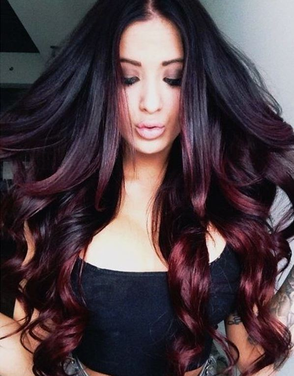 What Color Highlights Should I Get For Black Hair Ask Shilpa