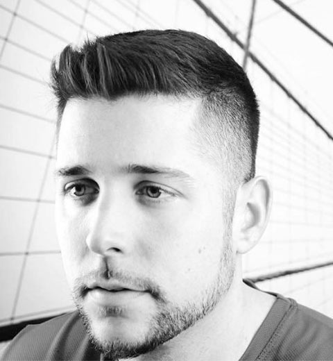 Peachy Haircut Styles For Men 10 Latest Men39S Hairstyle Trends For 2016 Short Hairstyles Gunalazisus
