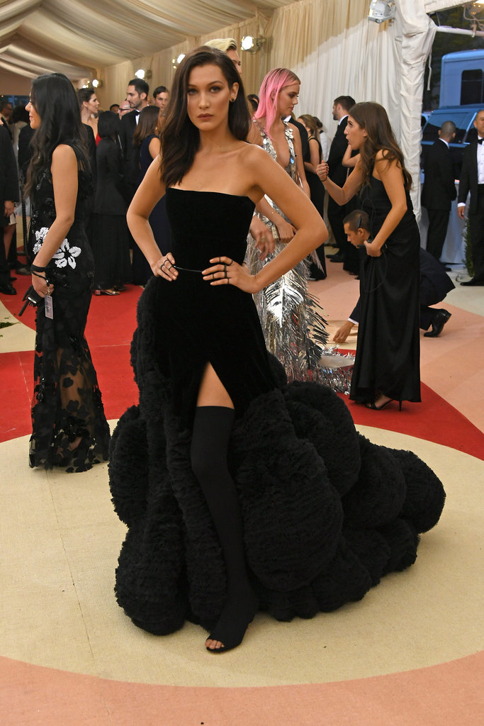 The Met Gala is like the Super Bowl of fashion, which means celebrities opt to wear some pretty daring dresses (a.k.a