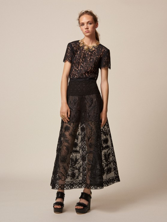oscar-de-la-renta-resort-2016-fashion-collection-dress-outfit (22)-black-lace