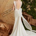 Latest-trends-bridal-gowns-backless-tulle-designer-carolina-herrera-2016
