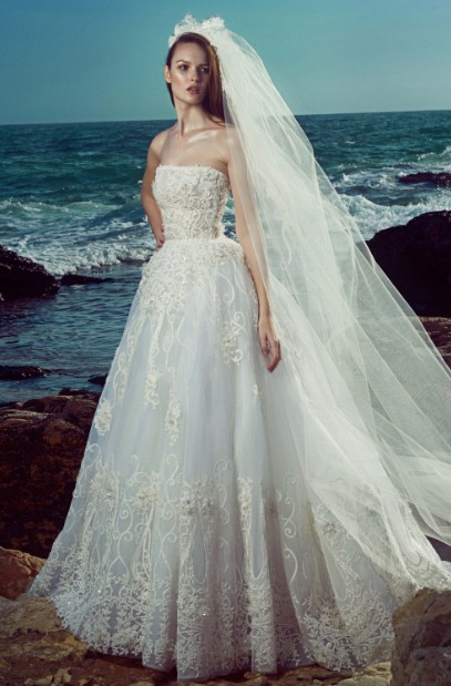 Latest Wedding Gowns 2016 | Top 9 Trends in Bridal Dresses