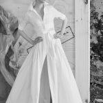Latest-trends-bridal-gowns-thigh-high-slit-designer-carolina Herrera-2016