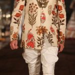 Latest-wedding-outfit-for-groom-designer-rohit-bal-bundgala-style-embroidery-traditional-wear-2016
