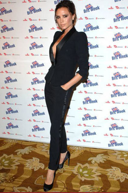 Victoria-Beckham-how-to-wear-womens-tux-ladies-tuxedo