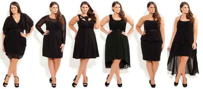 black-dresses-plus-size-curvy-body-type-best-dress-ideas