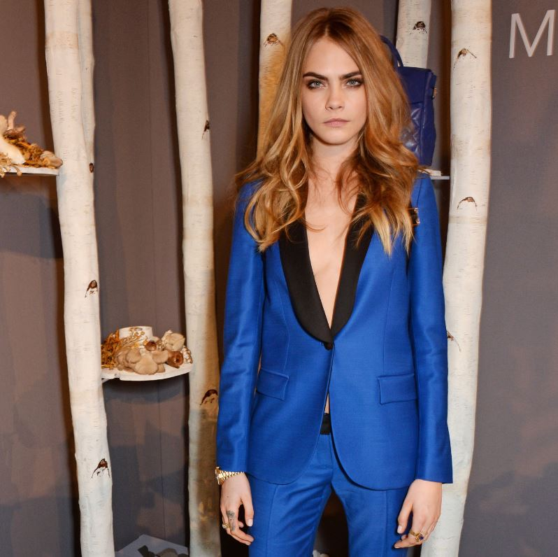 cara-delevingne-formal-look-outfit-white-tuxedo-tux-blue