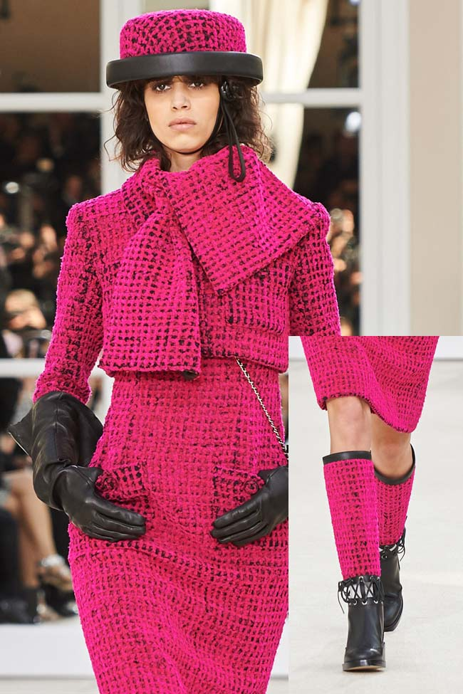 chanel-bright-pink-riding--hat-boots-shoes-fw16-fall-winter-2016-latest-fashion-accessories