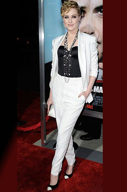evan-rachelwood-formal-look-outfit-white-tuxedo-tux-bustier