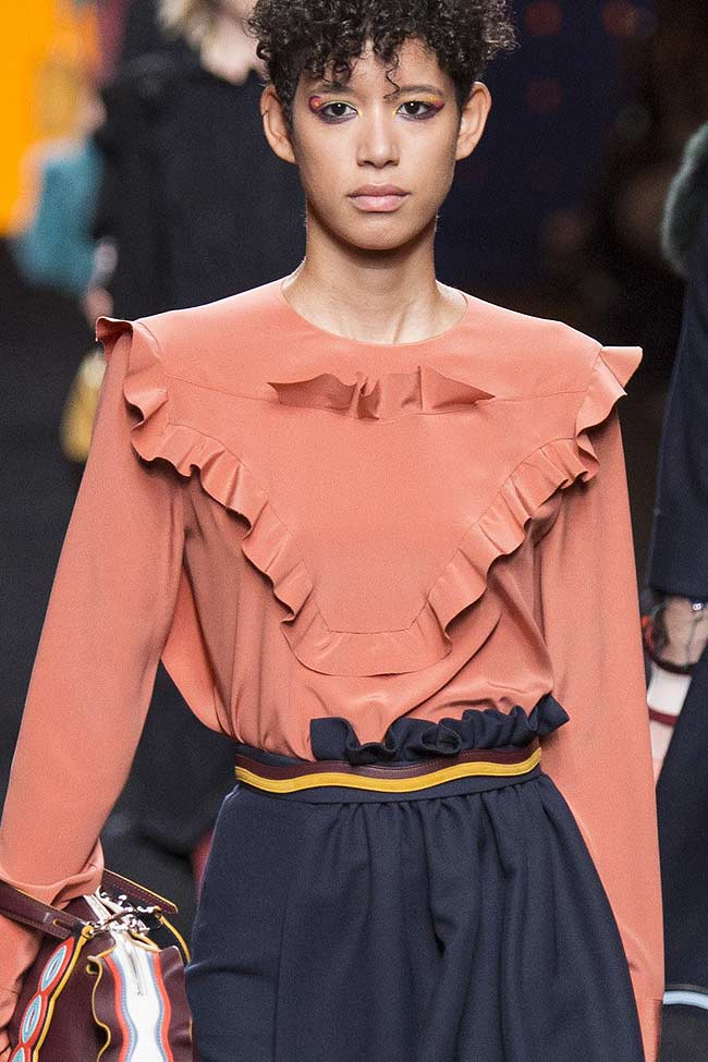 fendi-coral-ruffle-top-fw16-fall-winter-2016-latest-fashion-trends