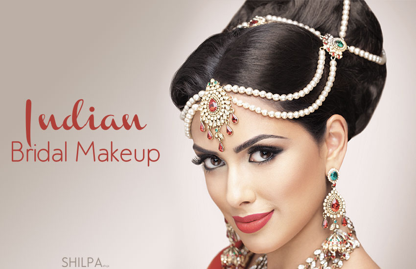5b0c42b0b2 Latest Indian Bridal Makeup Looks and Top Wedding Beauty Trends