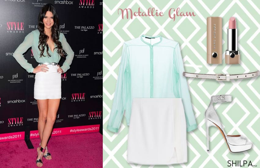 kendall-jenner-how-to-wear-mint-pastel-green-summer-blue-casual-party-glam