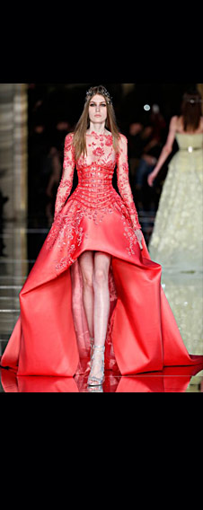 20 Latest Designer Dresses & Long Gown Designs for 2016