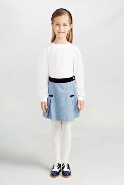 latest-children-wear-2016-blue-white-girl-dresses-designer-oscar-de-la-renta