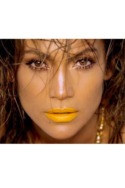 latest-lipstick-colors-2016-yellow-jennifer-lopez