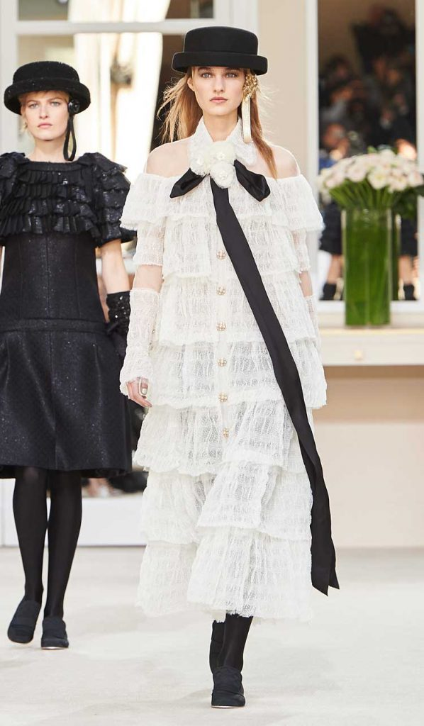 latest-off-shoulder-white-dress-chanel-fw16-fall-winter-2016