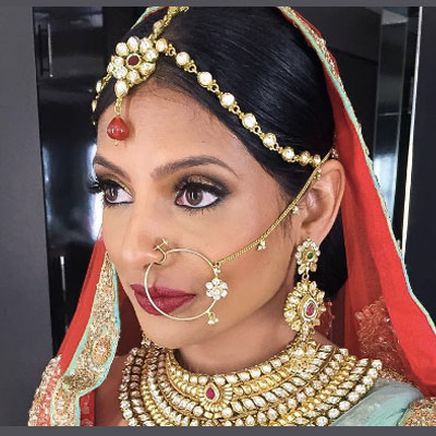 makeup-looks-bridal-indian-wedding-latest-ideas-red-blue-makiajbeauty