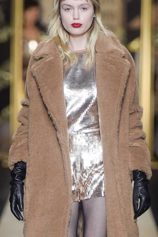max-mara-gold-sequin-metallic-dress-fw16-fall-winter-2016-latest-fashion-trends