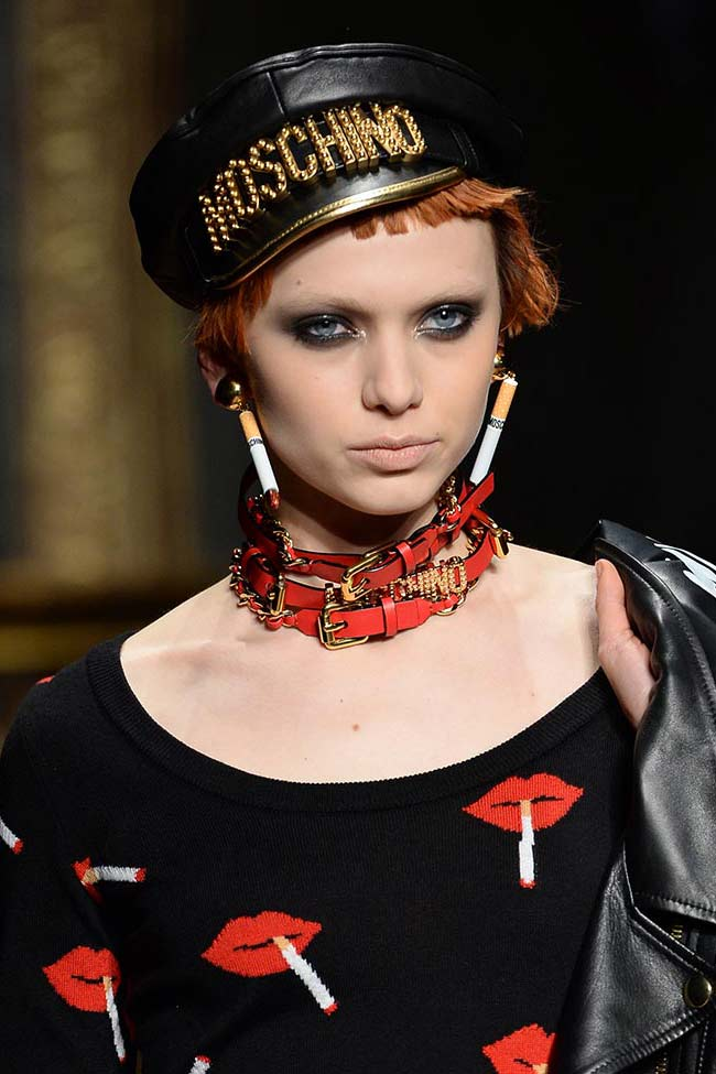 moschino-matching-cigarette-earrings-fw16-fall-winter-2016-latest-fashion-accessories