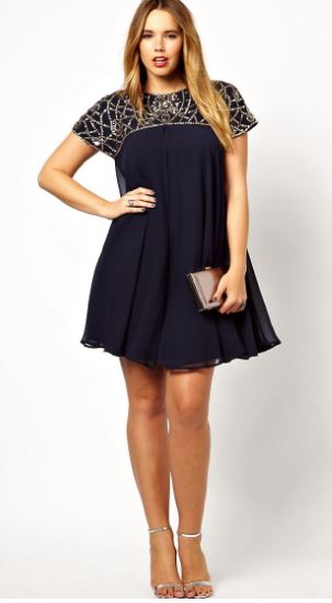 navy-blue-sequin-dresses-plus-size-curvy-body-type-best-pear-shaped-shopping