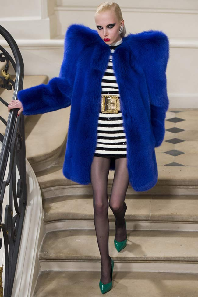 saint-laurent-blue-coat-outfit-fw16-fall-winter-2016-latest-fashion-trends