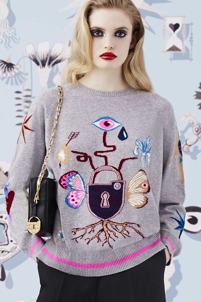 schiaparelli-sweater-symbol-pattern-fw16-fall-winter-2016-latest-fashion-trends