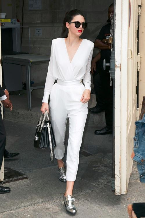 shoe-guide-what-to-wear-with-menswear-shoes-loafers-kendall-jenner
