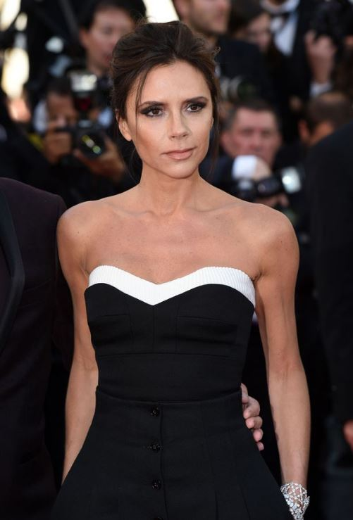 victoria-beckham-cannes-2016-black-jumpsuit-red-carpet-fashion-celebrity-style
