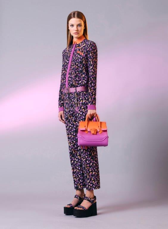 18_Versace_Women's_Pre-ss17-purple-suit-outfit-handbag
