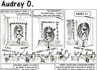 Audrey-O-Comic-v1e3-interview-tonights-show-girl-work-problems-loving-womens-joke